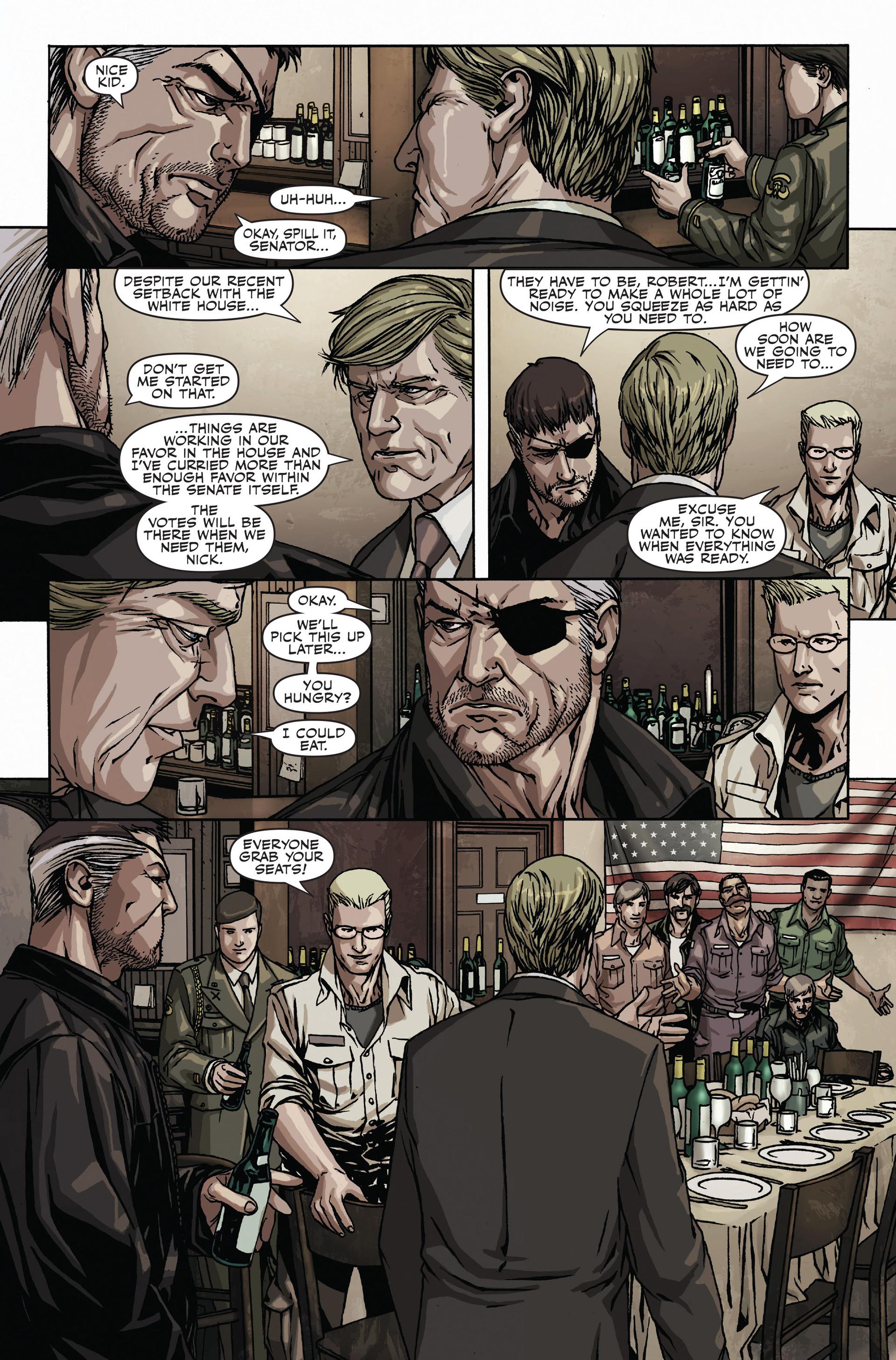 Read online Secret Warriors comic -  Issue #17 - 13