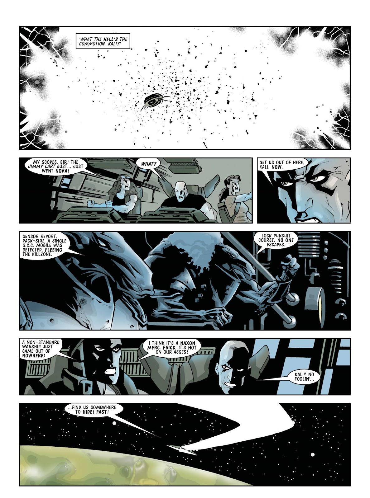 Judge Dredd Megazine (Vol. 5) Issue #381 #180 - English 107