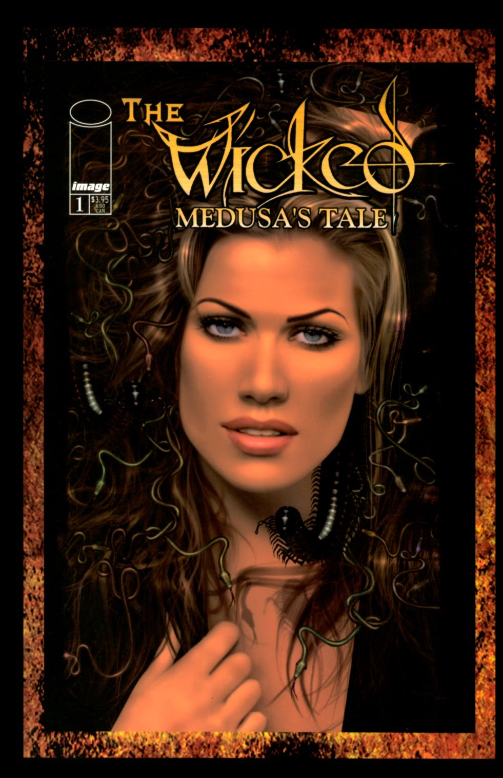 The Wicked: Medusas Tale issue Full - Page 1