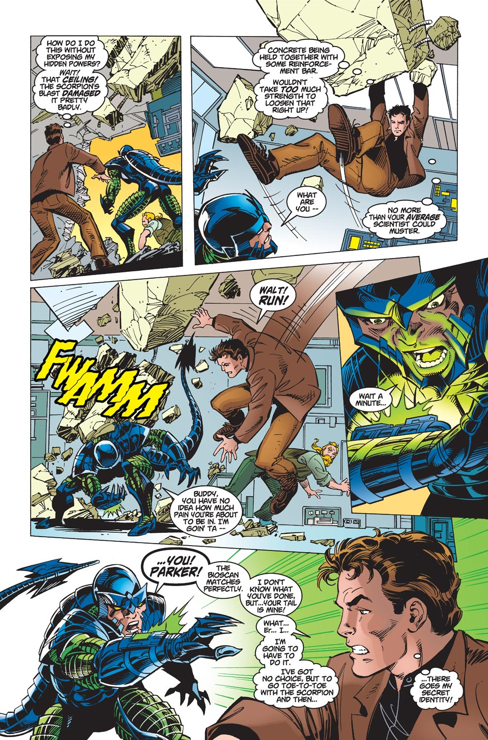 The Amazing Spider-Man (1999) 1 Page 25
