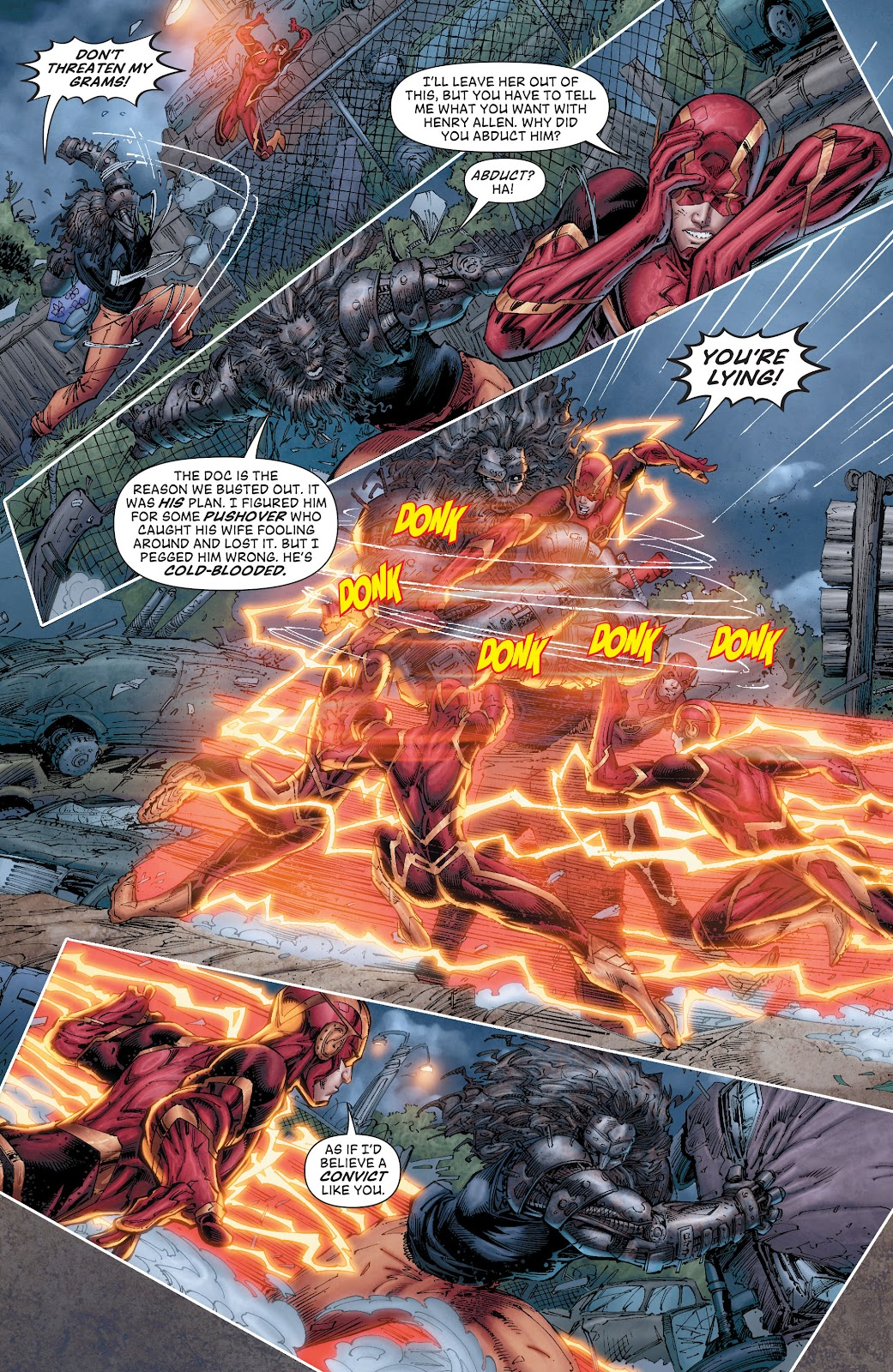 Read online The Flash (2011) comic -  Issue # _TPB 8 (Part 1) - 41