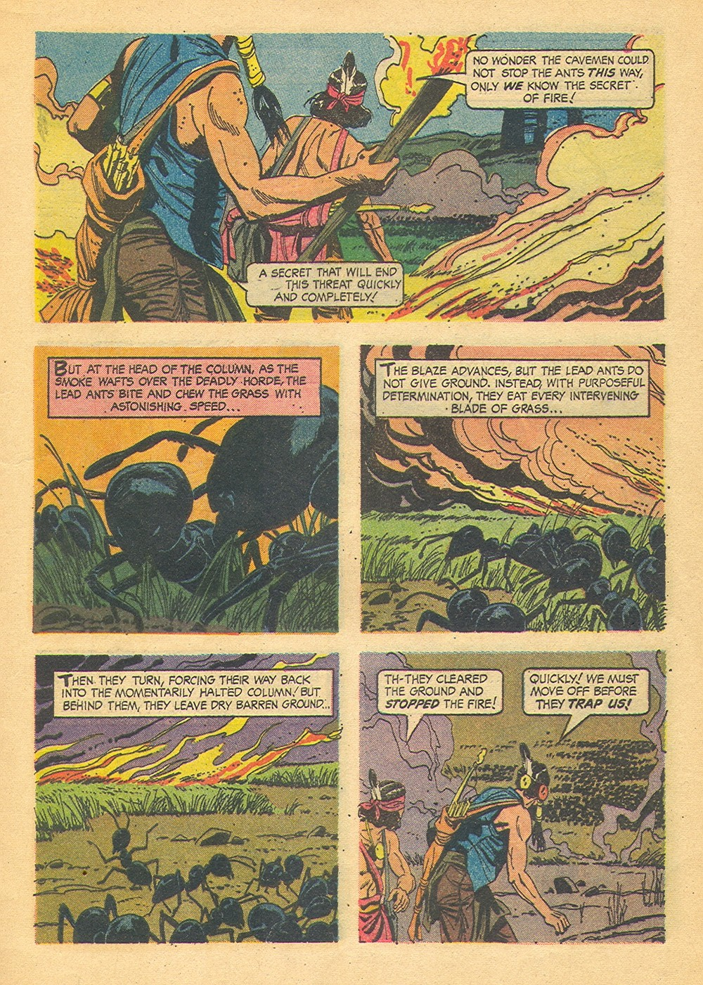 Read online Turok, Son of Stone comic -  Issue #42 - 9