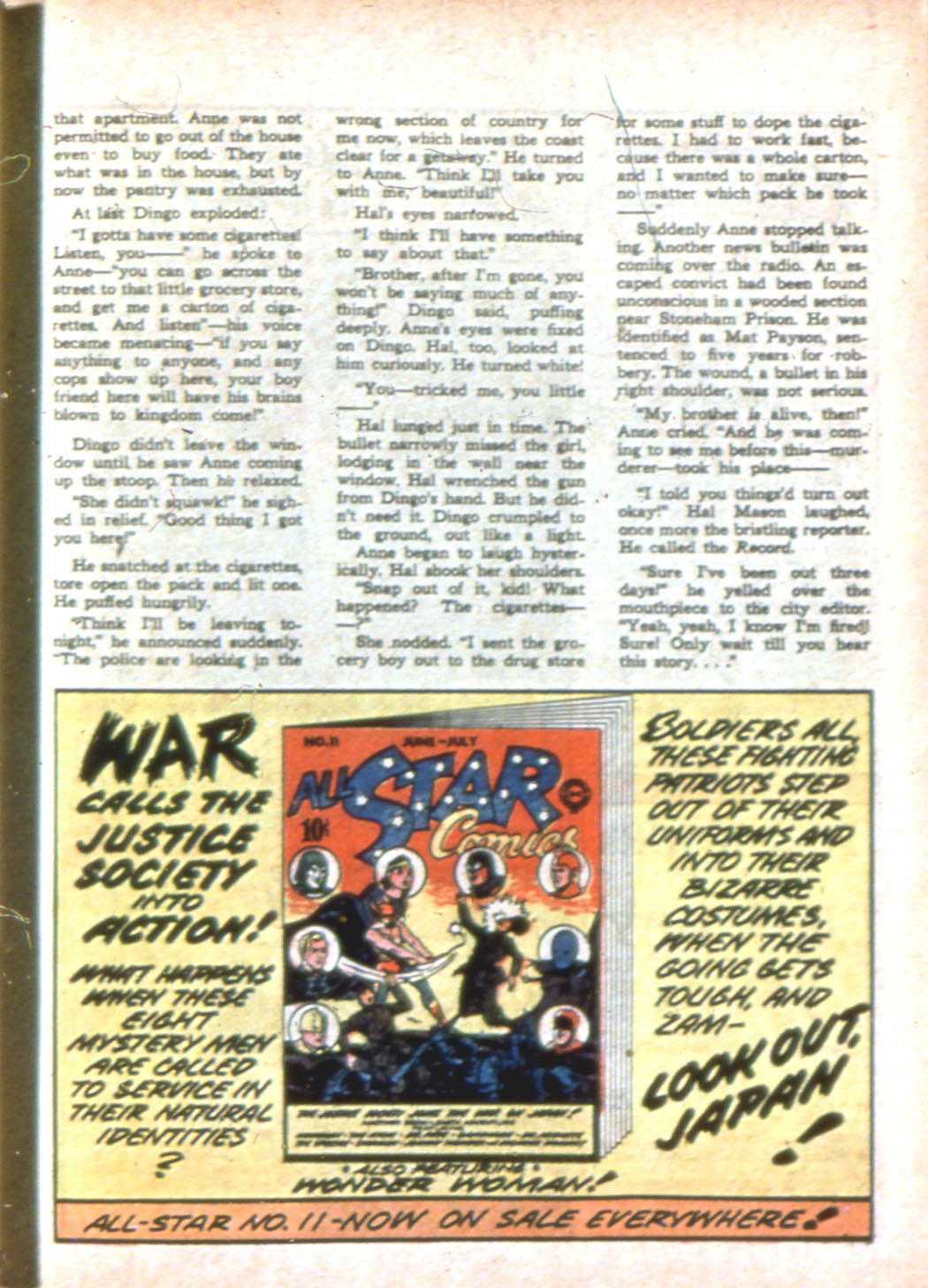 Read online Sensation (Mystery) Comics comic -  Issue #7 - 47
