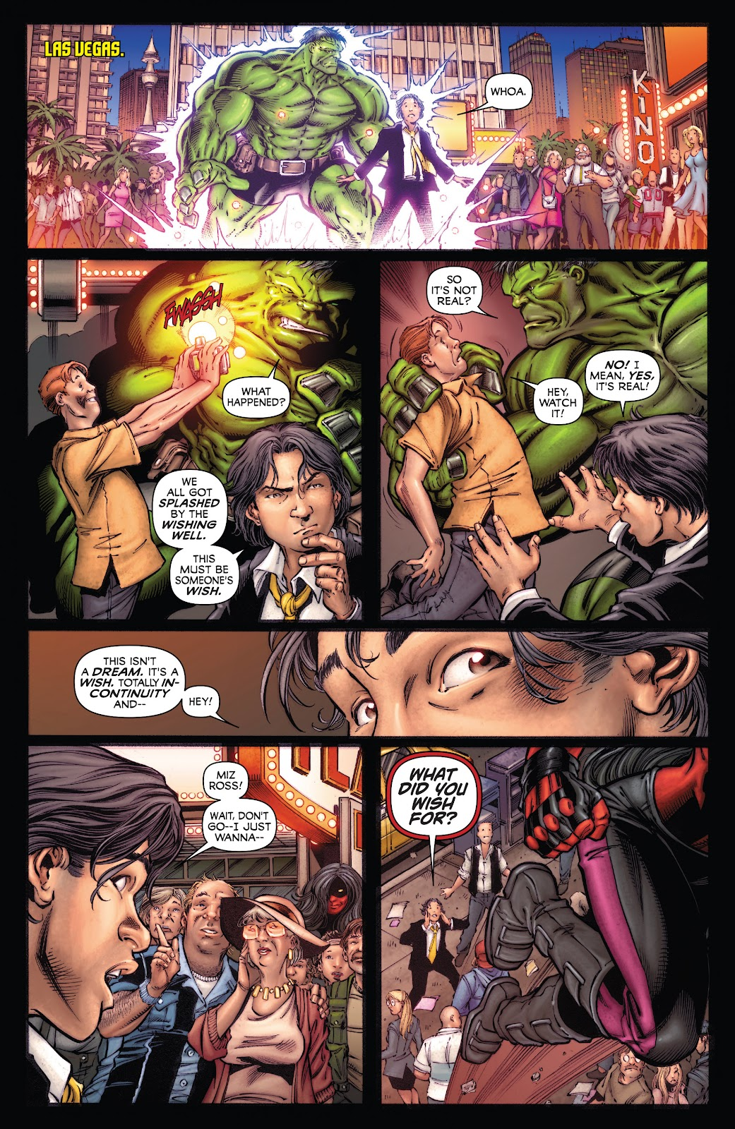 Read online Incredible Hulks (2010) comic -  Issue # _TPB Heart of the Monster - 32