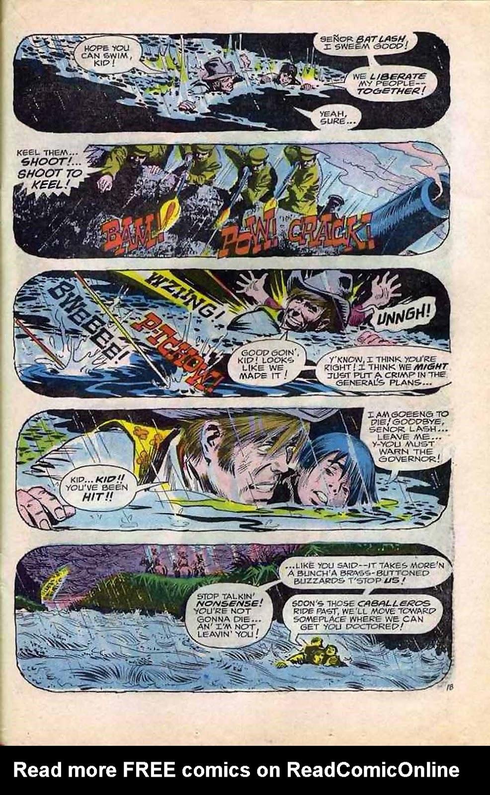 Bat Lash (1968) issue 4 - Page 23