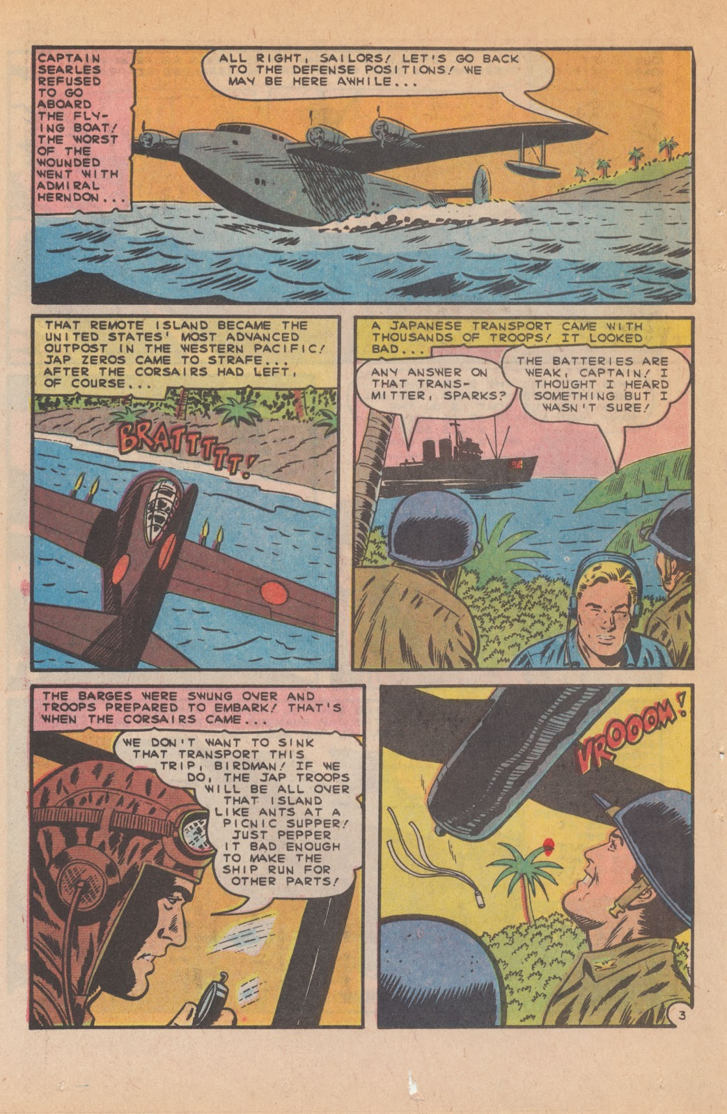 Read online Fightin' Navy comic -  Issue #132 - 26
