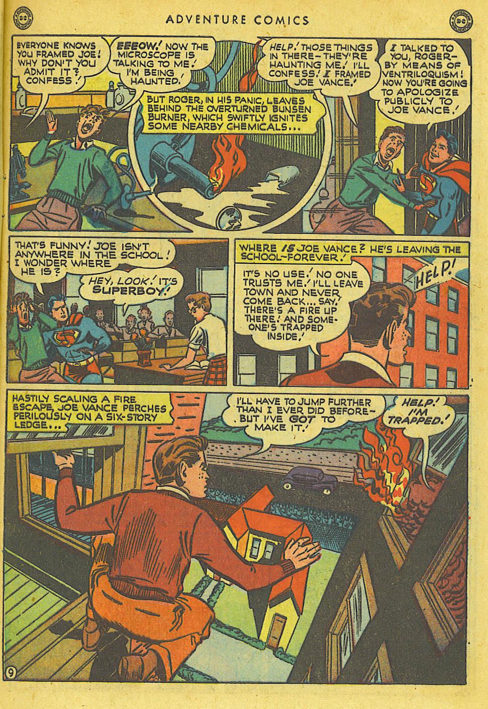 Read online Adventure Comics (1938) comic -  Issue #136 - 11
