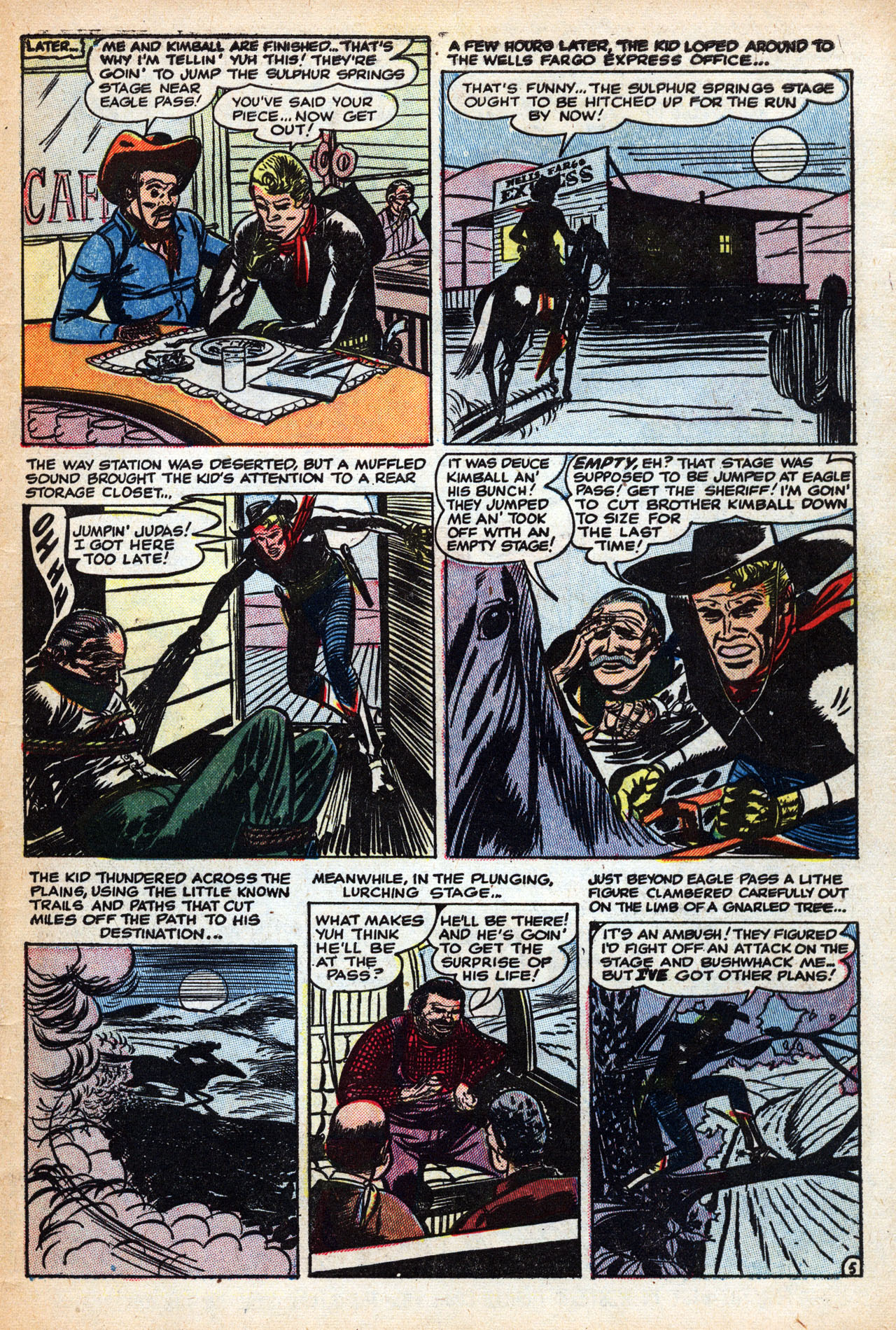 Read online Two-Gun Kid comic -  Issue #15 - 31