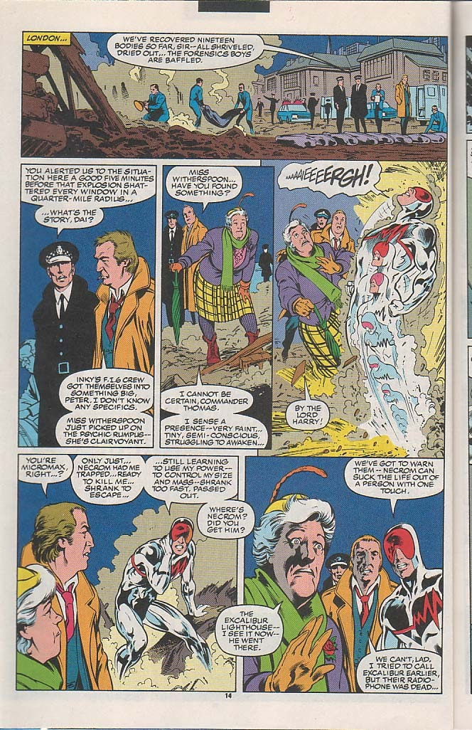 Excalibur (1988) issue 49 - Page 11