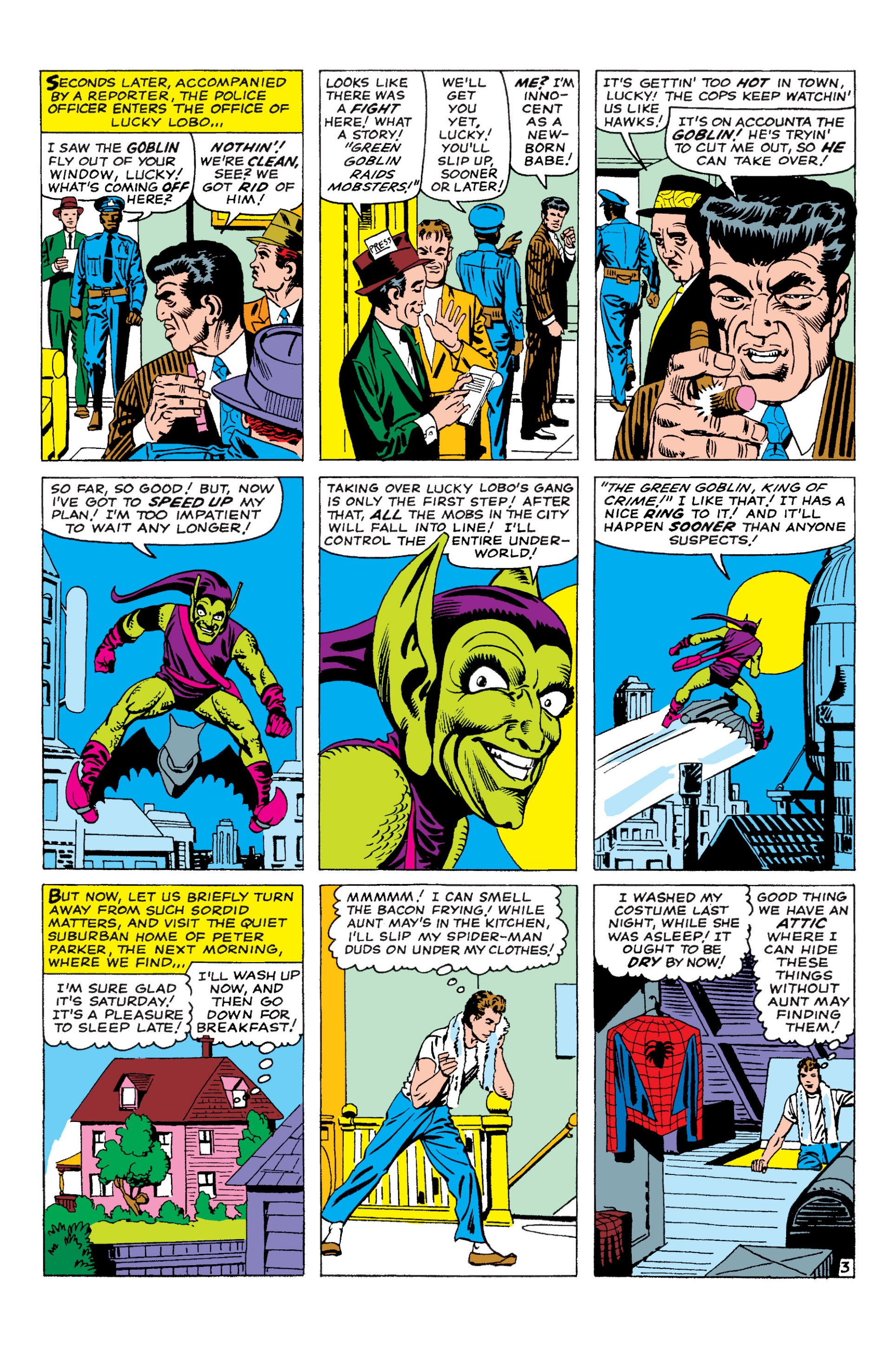 The Amazing Spider-Man (1963) 23 Page 3