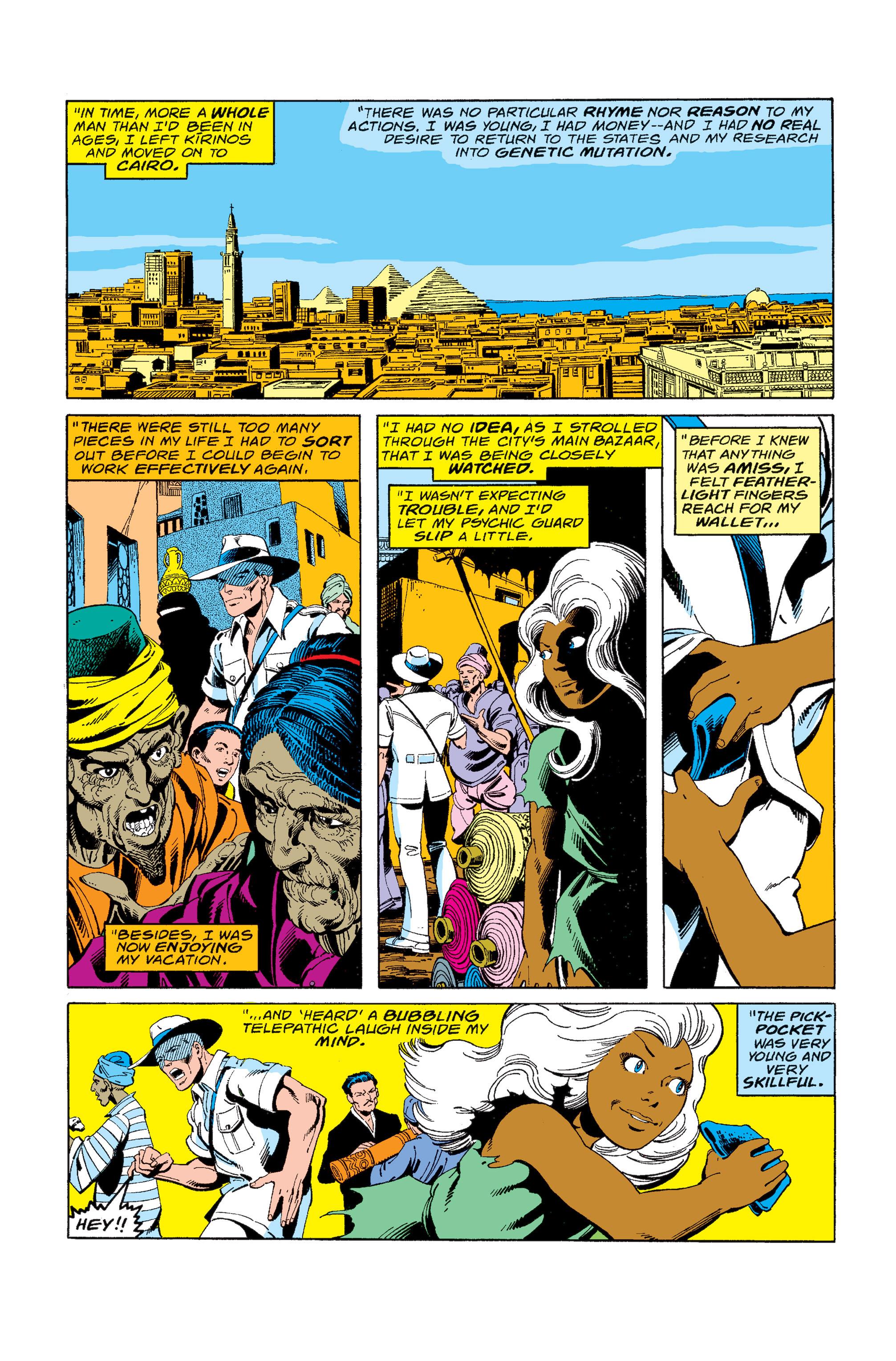 Read online Uncanny X-Men (1963) comic -  Issue #117 - 8