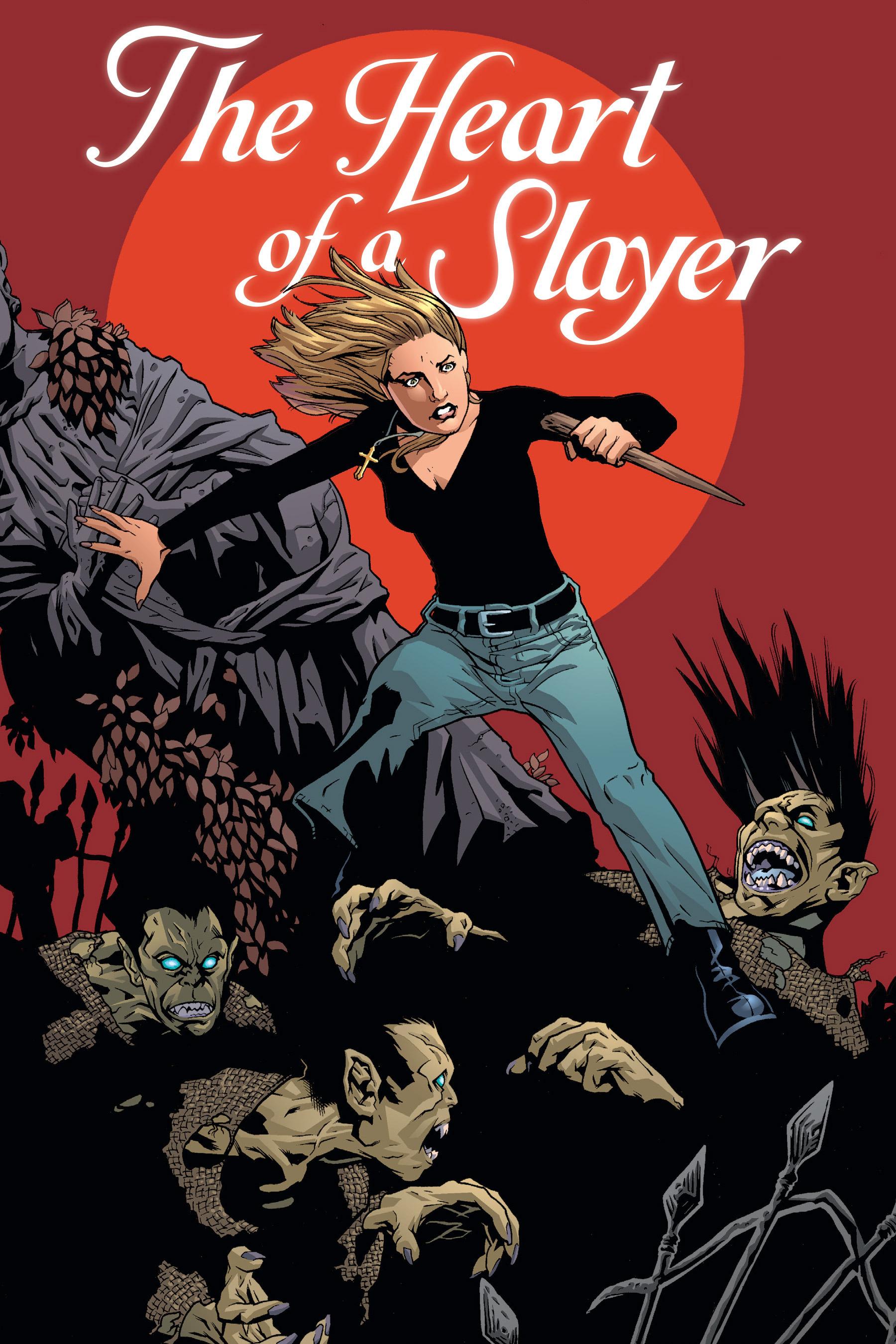 Read online Buffy the Vampire Slayer: Omnibus comic -  Issue # TPB 5 - 233