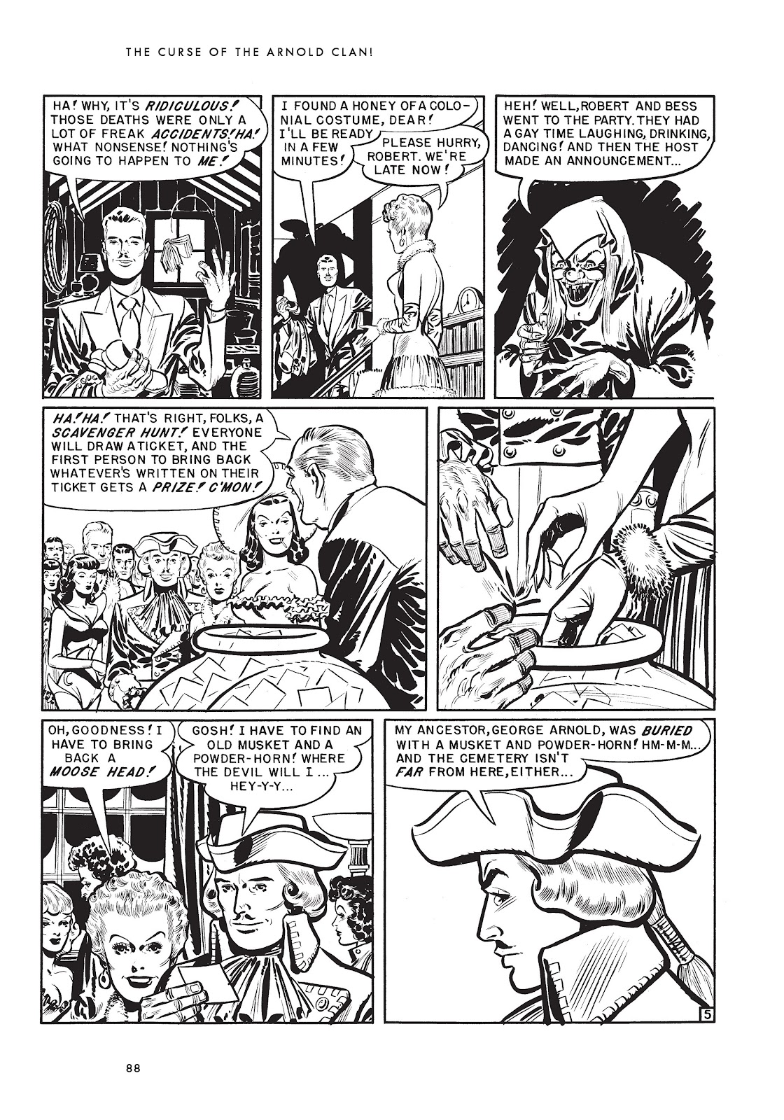 Read online Voodoo Vengeance and Other Stories comic -  Issue # TPB (Part 2) - 6