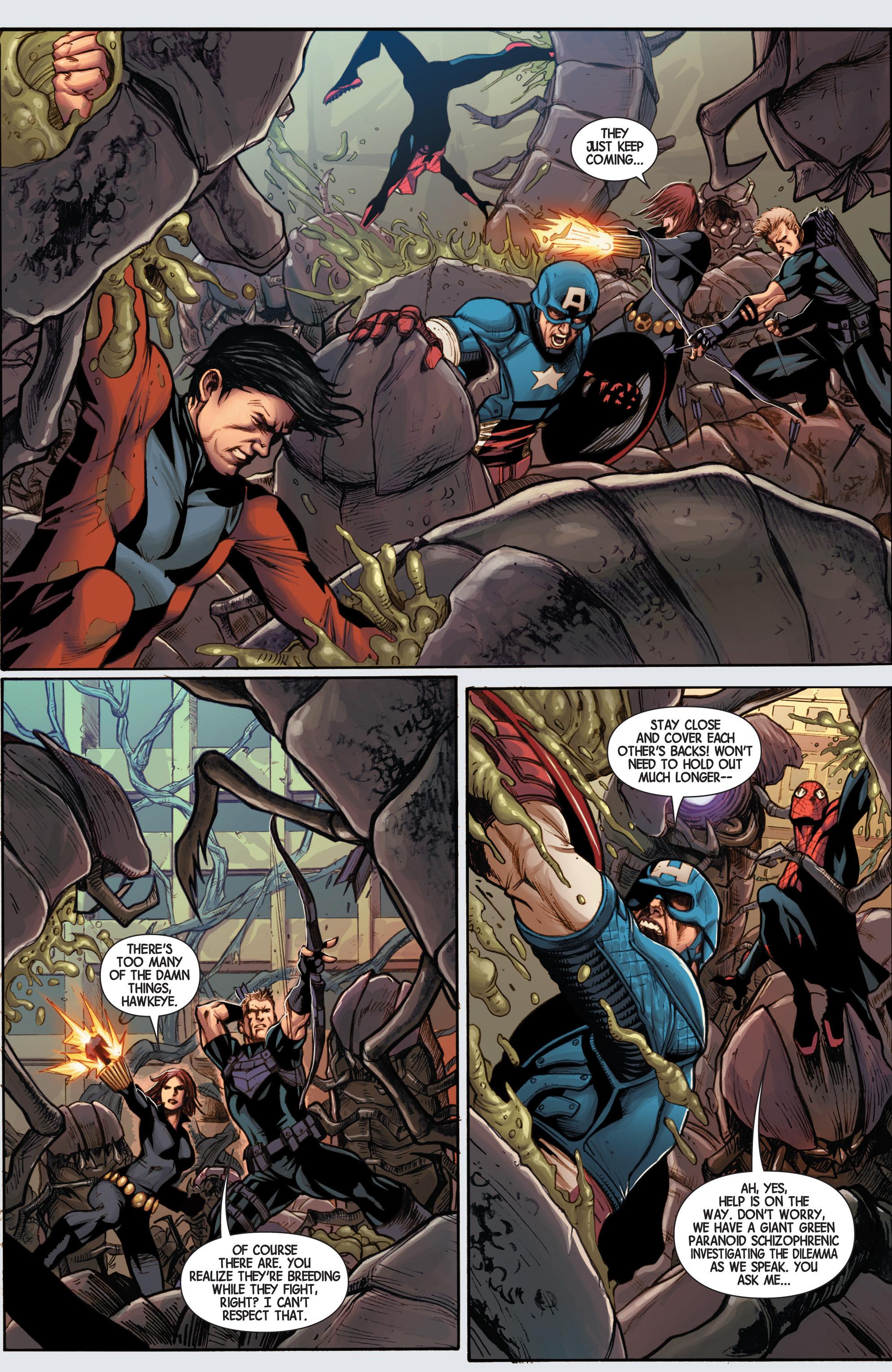 Read online Avengers (2013) comic -  Issue #Avengers (2013) _TPB 3 - 82