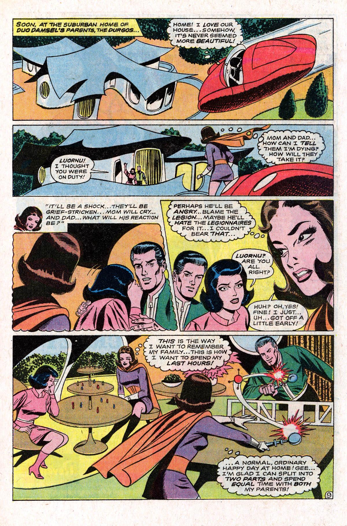 Read online Adventure Comics (1938) comic -  Issue #378 - 13