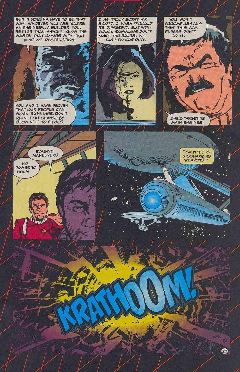 Read online Star Trek (1989) comic -  Issue # _Special 2 - 29
