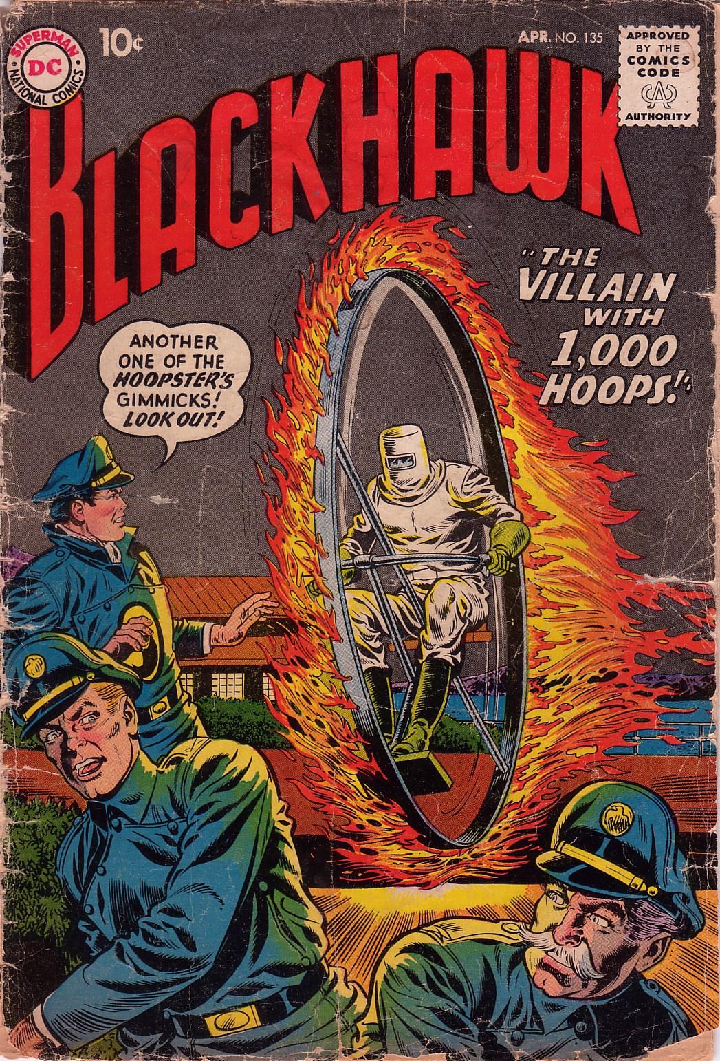 Blackhawk (1957) 135 Page 1