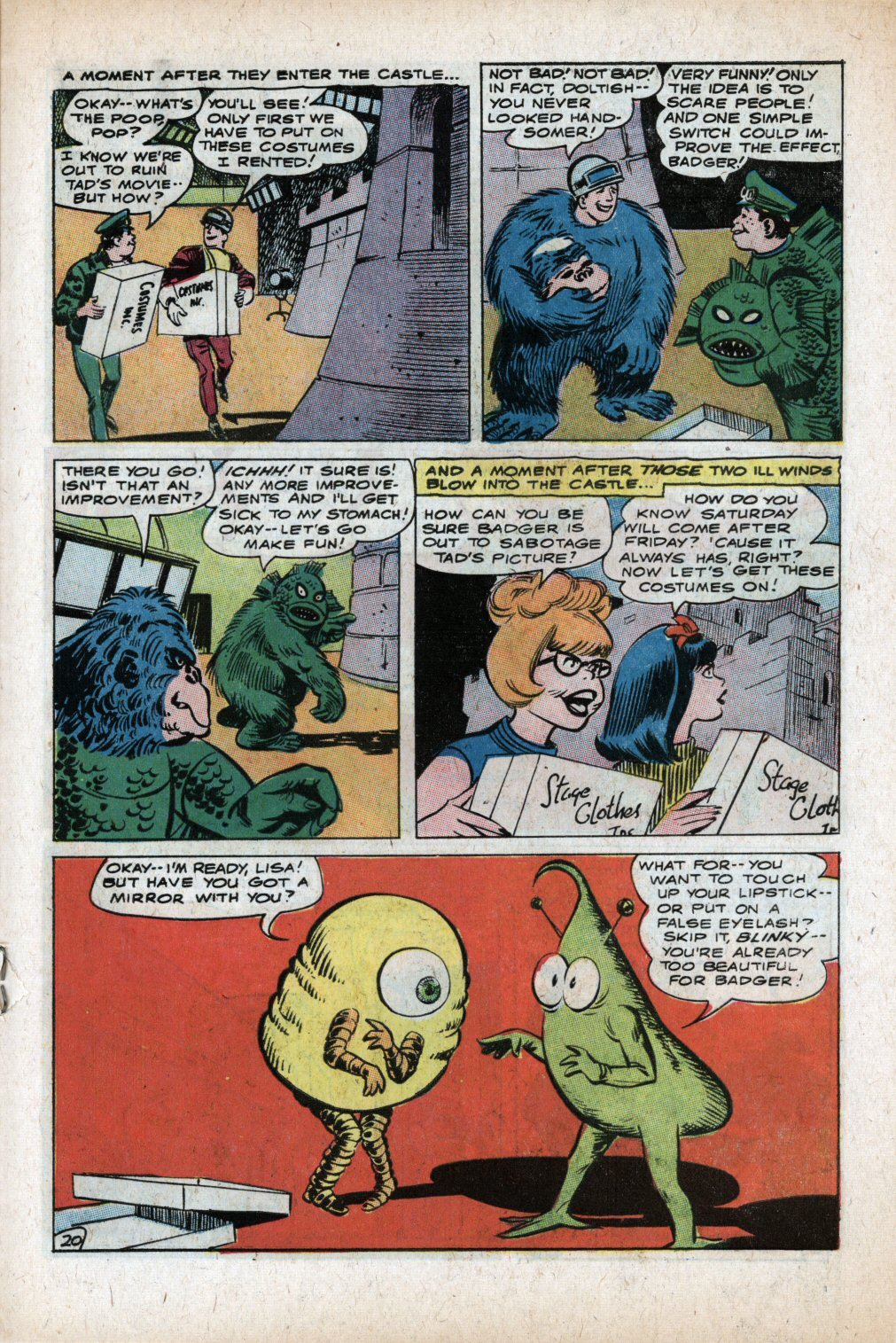 The Adventures of Bob Hope issue 105 - Page 27