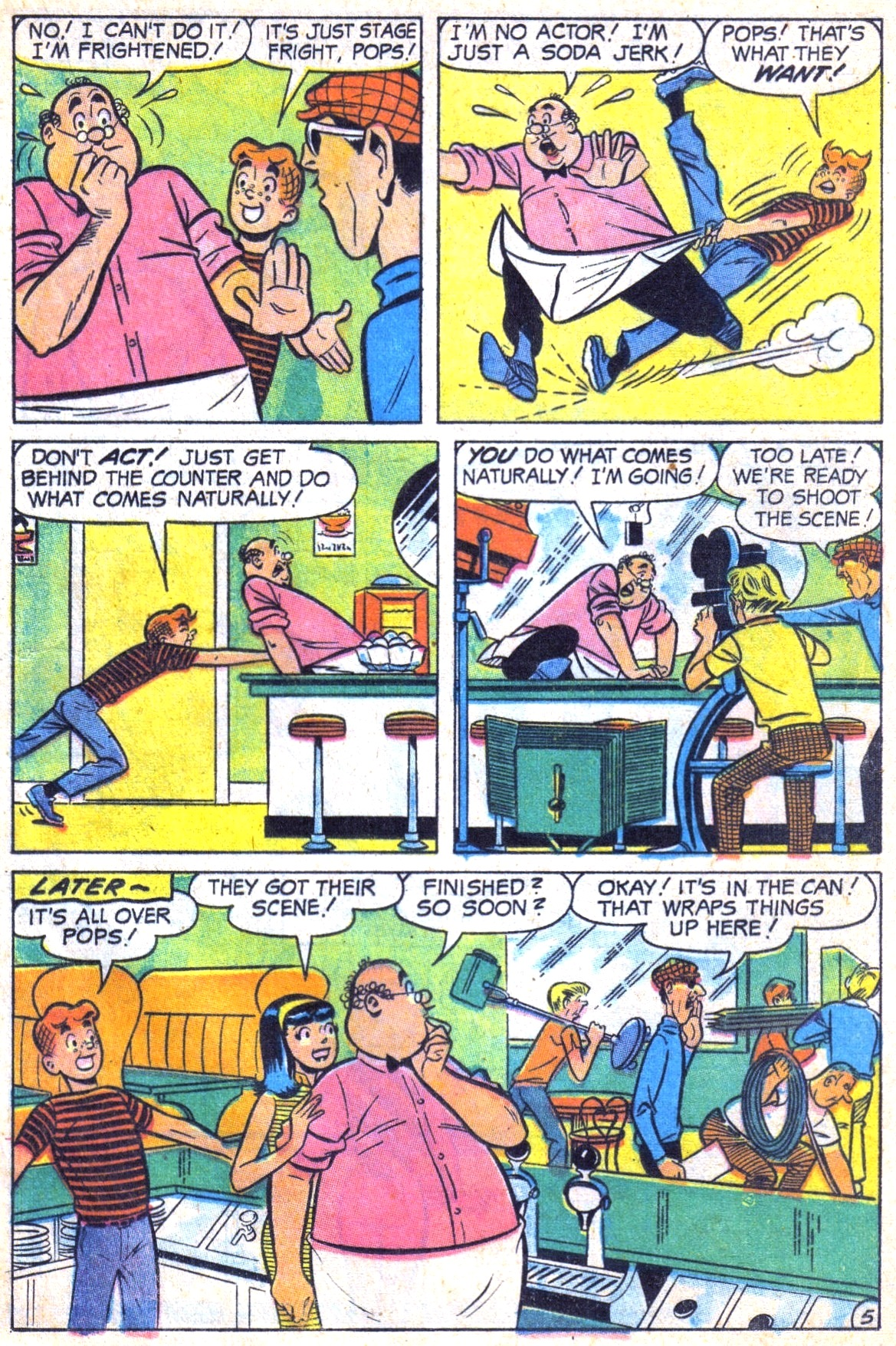 Read online Archie (1960) comic -  Issue #185 - 17