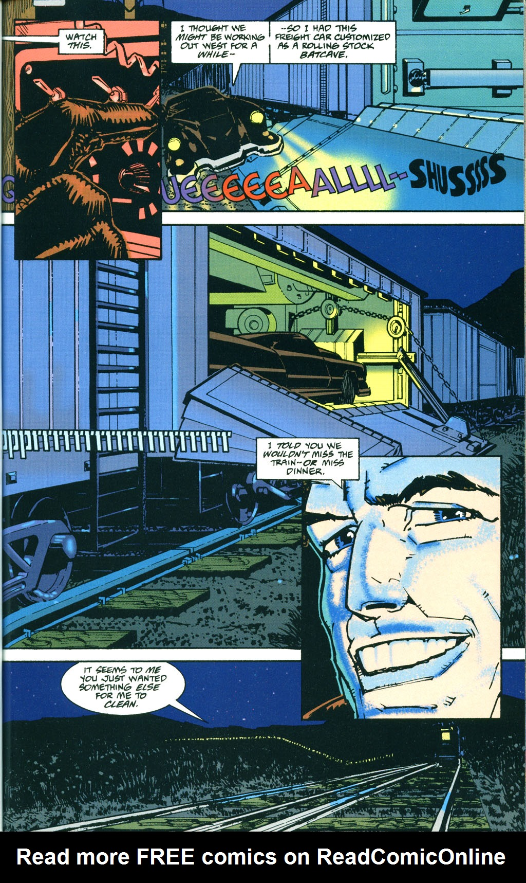 Read online Batman: Dark Allegiances comic -  Issue # Full - 33
