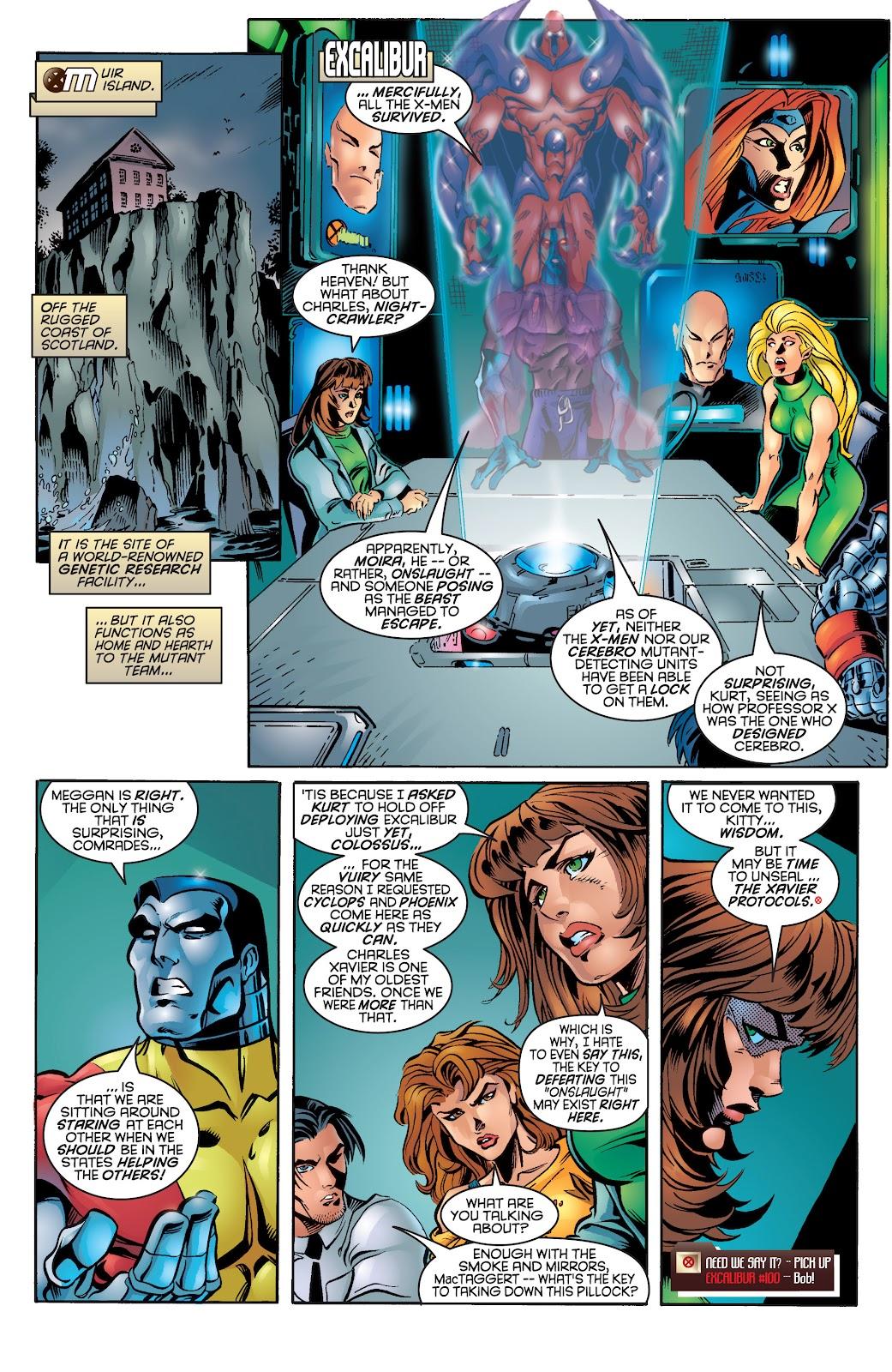 Uncanny X-Men (1963) issue 335 - Page 14