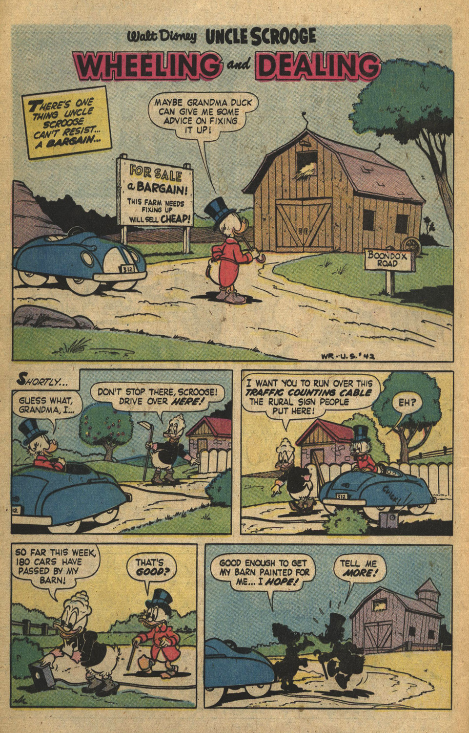Read online Uncle Scrooge (1953) comic -  Issue #149 - 28