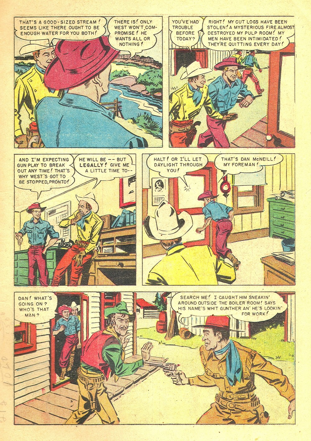 Four Color Comics issue 278 - Page 15