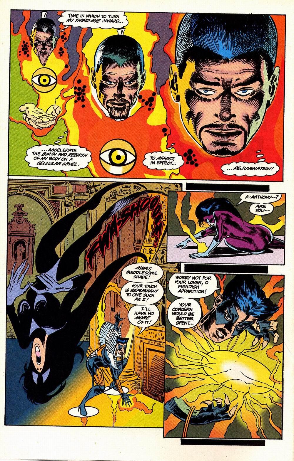 Read online Secret Defenders comic -  Issue #17 - 8