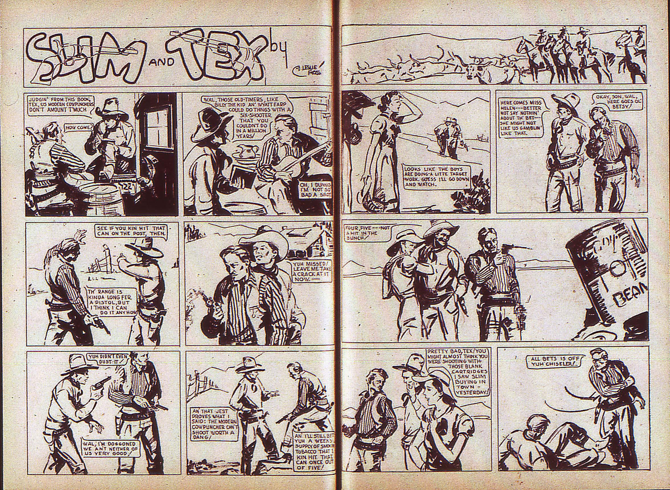 Read online Adventure Comics (1938) comic -  Issue #5 - 27