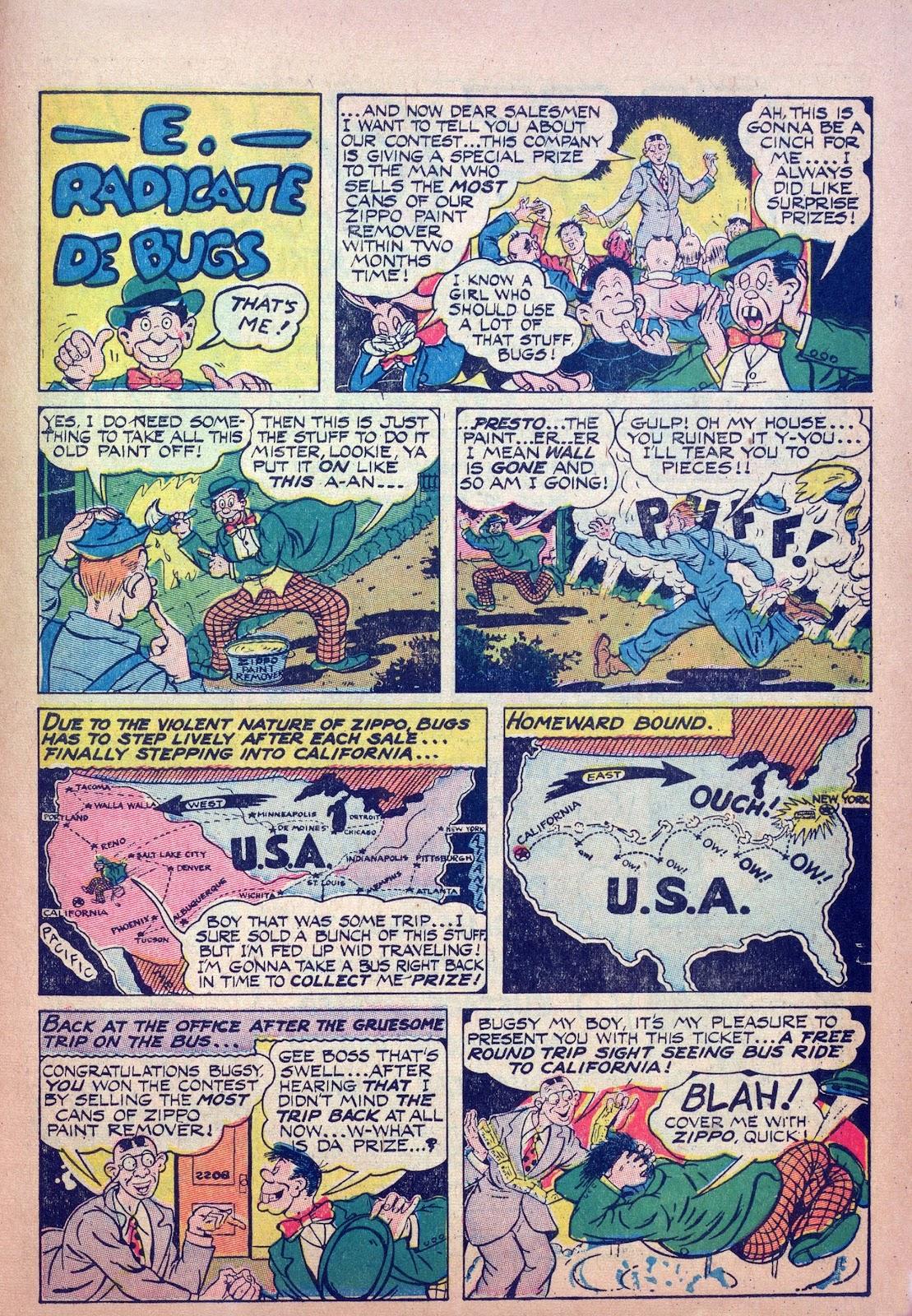 Read online Joker Comics comic -  Issue #14 - 47