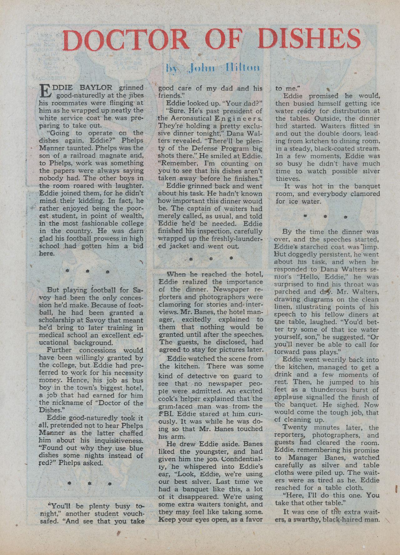 Read online Detective Comics (1937) comic -  Issue #63 - 50