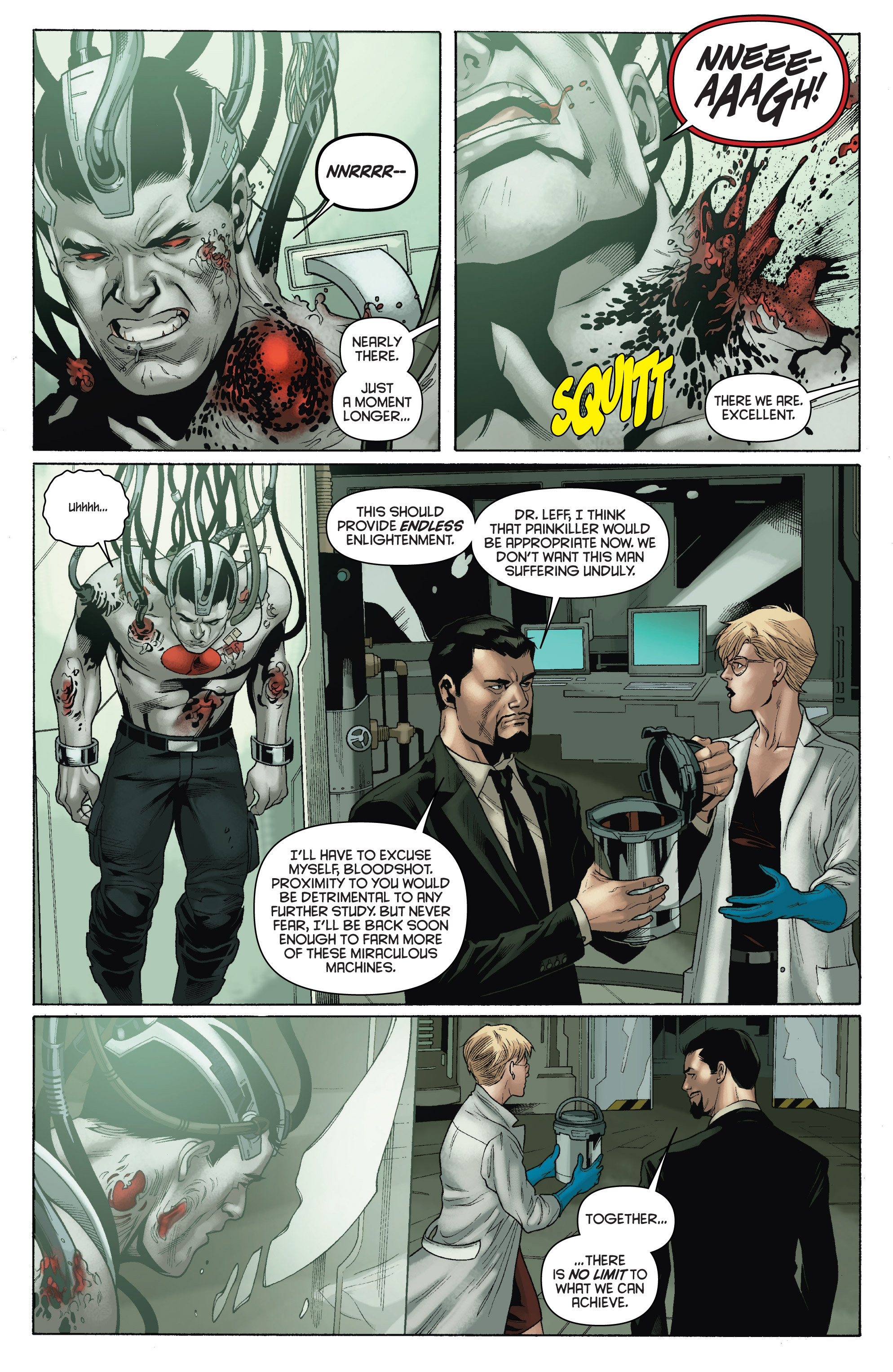Read online Bloodshot and H.A.R.D.Corps comic -  Issue # TPB 4 - 16