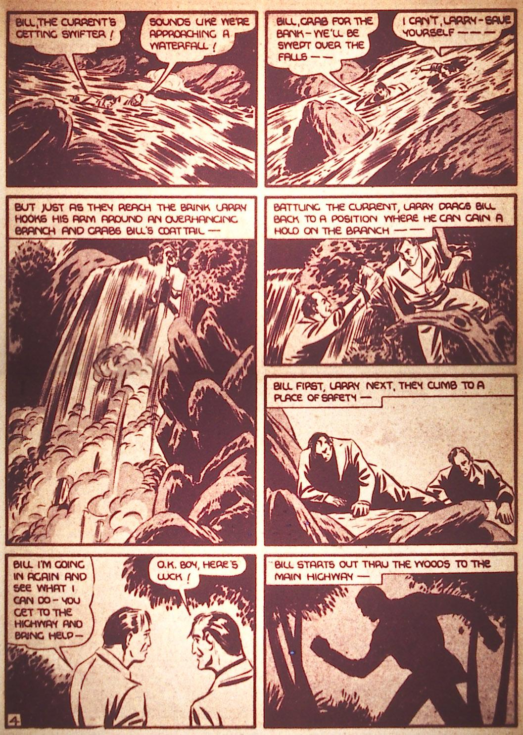 Read online Detective Comics (1937) comic -  Issue #18 - 19
