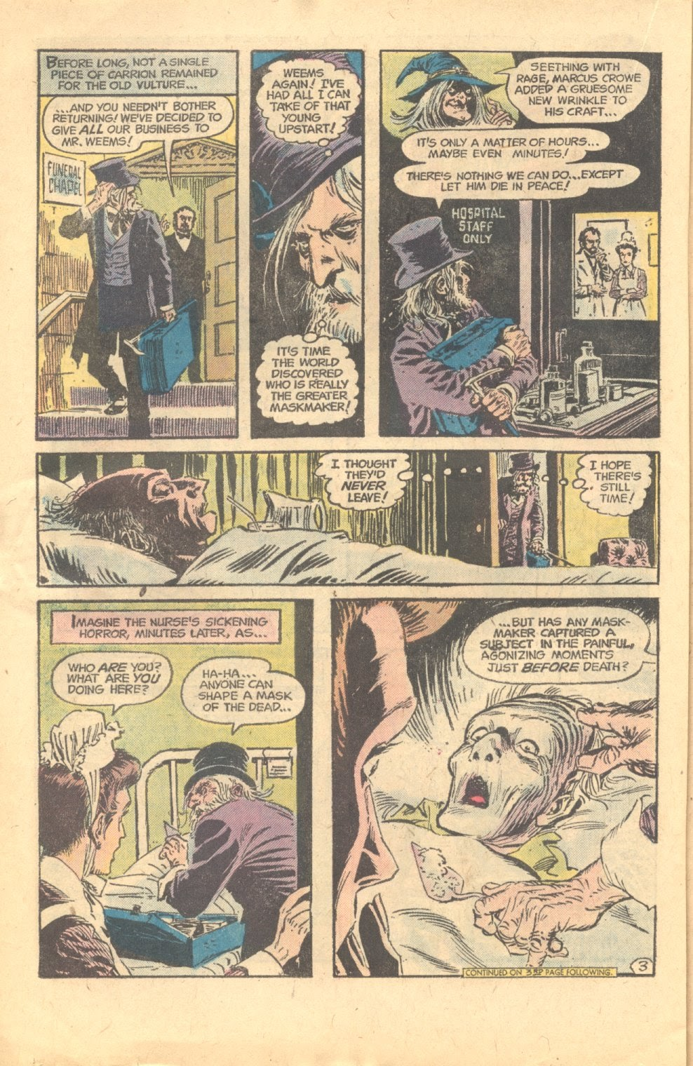 The Witching Hour (1969) issue 60 - Page 20