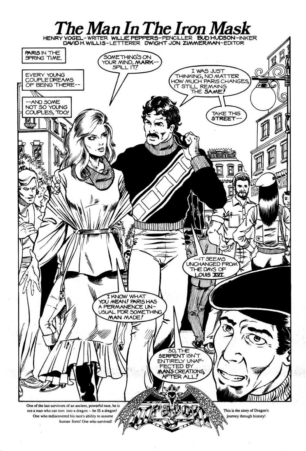 Dragon #2 - Read Dragon Issue #2 Page 3