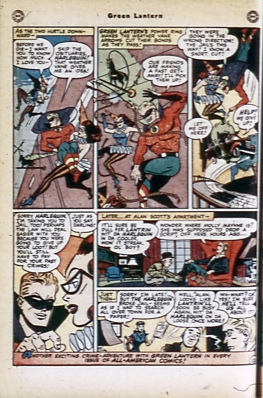 Green Lantern (1941) Issue #32 #32 - English 29