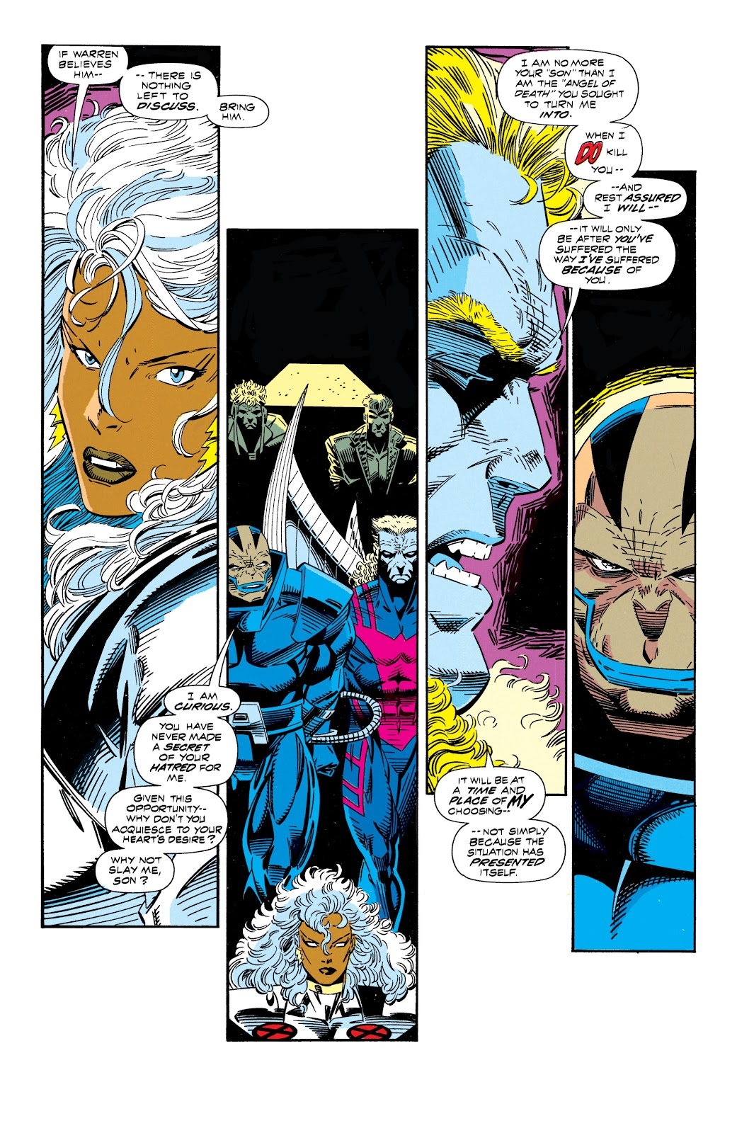 Uncanny X-Men (1963) issue 296 - Page 14