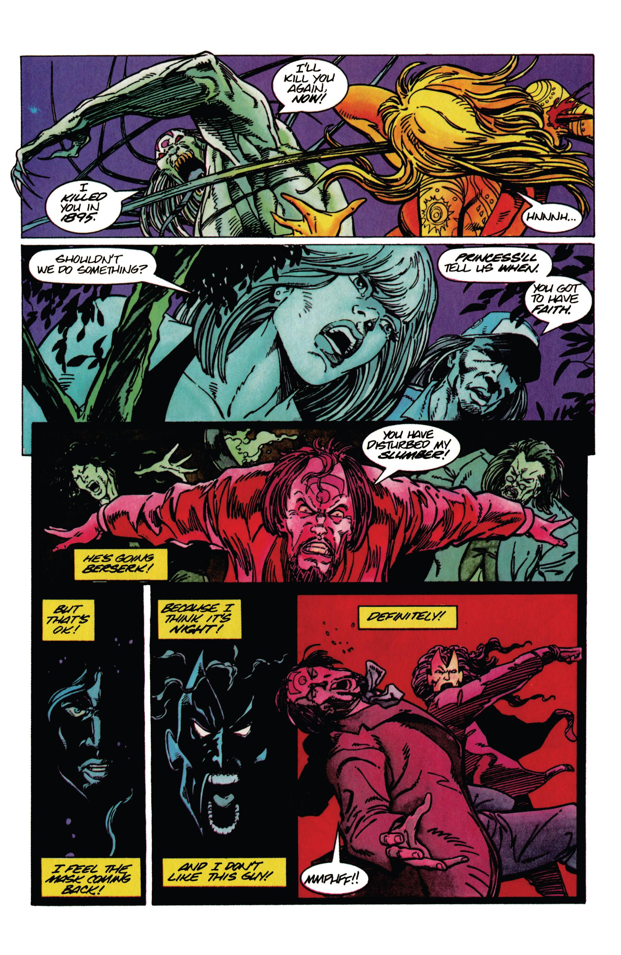 Read online Shadowman (1992) comic -  Issue #32 - 18