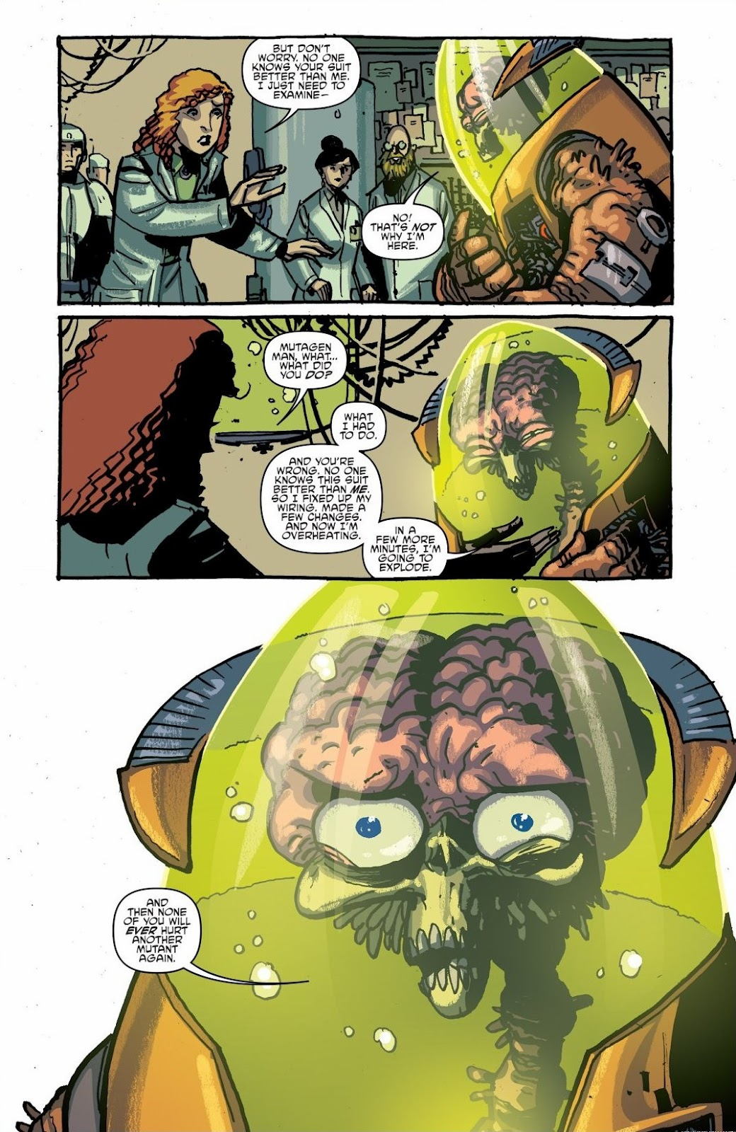 Read online Teenage Mutant Ninja Turtles: The IDW Collection comic -  Issue # TPB 6 (Part 1) - 75
