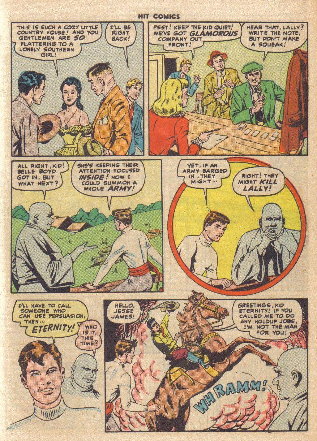 Read online Hit Comics comic -  Issue #46 - 11