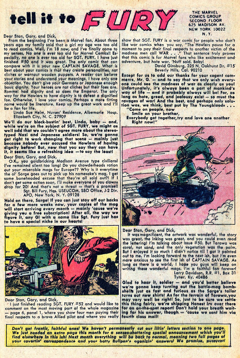 Read online Sgt. Fury comic -  Issue #56 - 33
