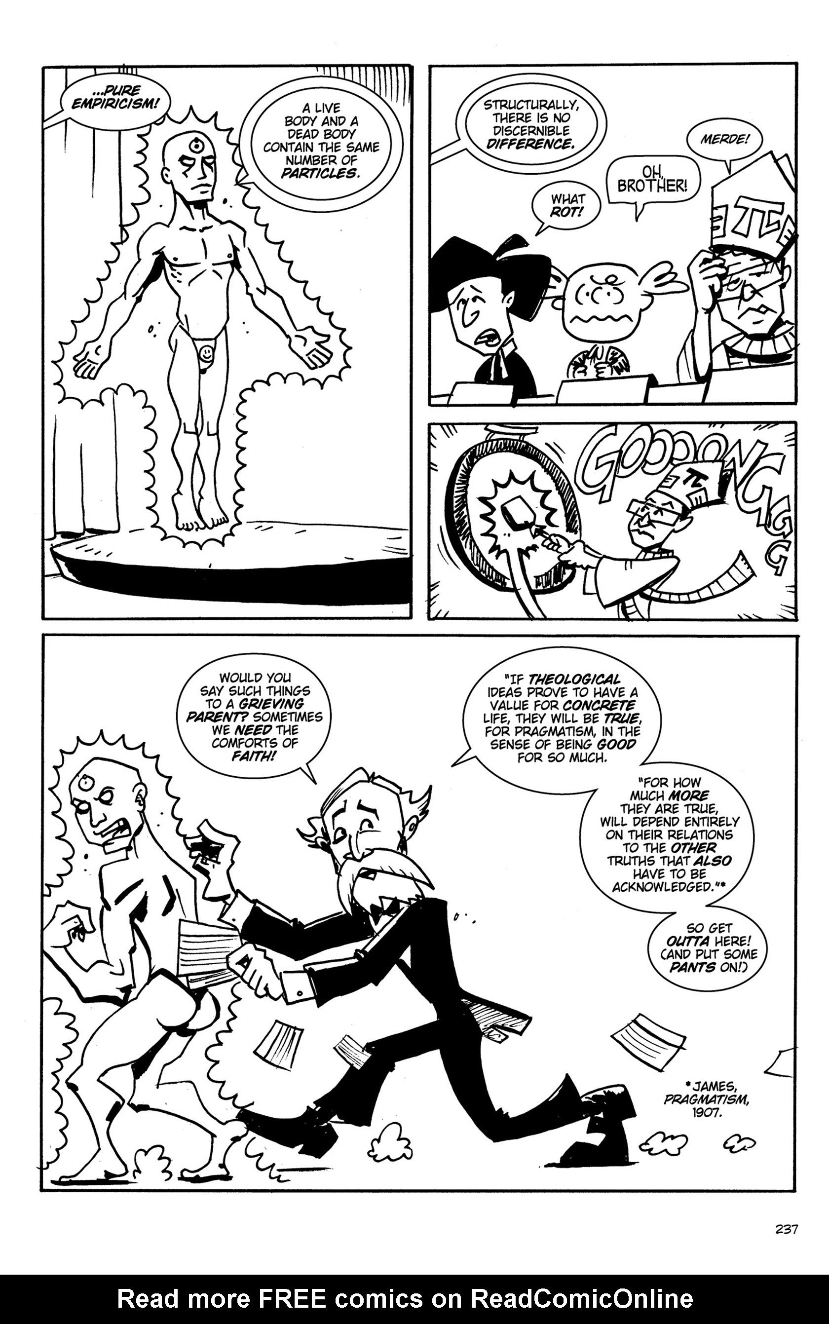 Read online Action Philosophers! comic -  Issue #Action Philosophers! TPB (Part 2) - 65