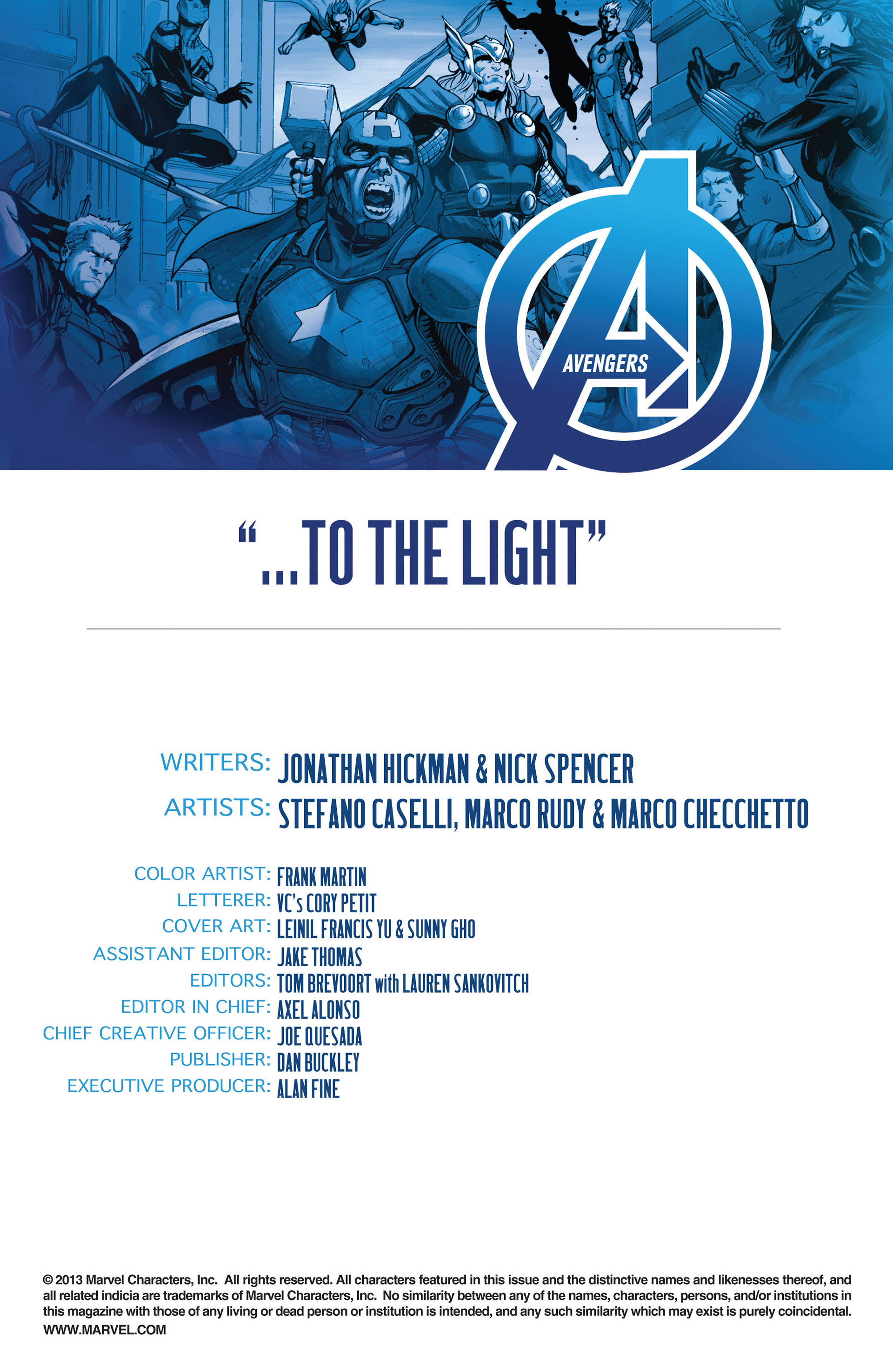 Read online Avengers (2013) comic -  Issue #17 - 4