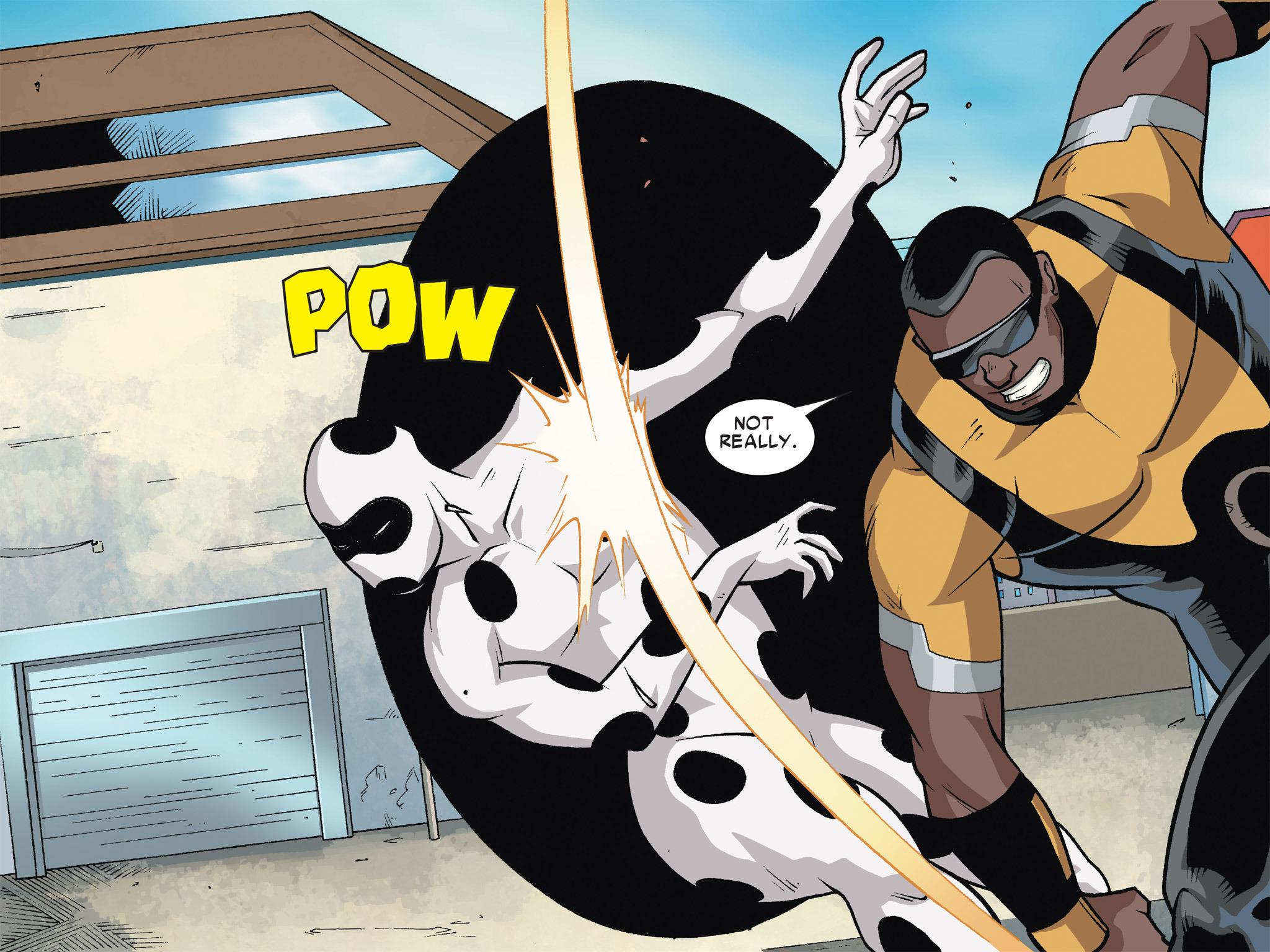 Read online Ultimate Spider-Man (Infinite Comics) (2016) comic -  Issue #6 - 45