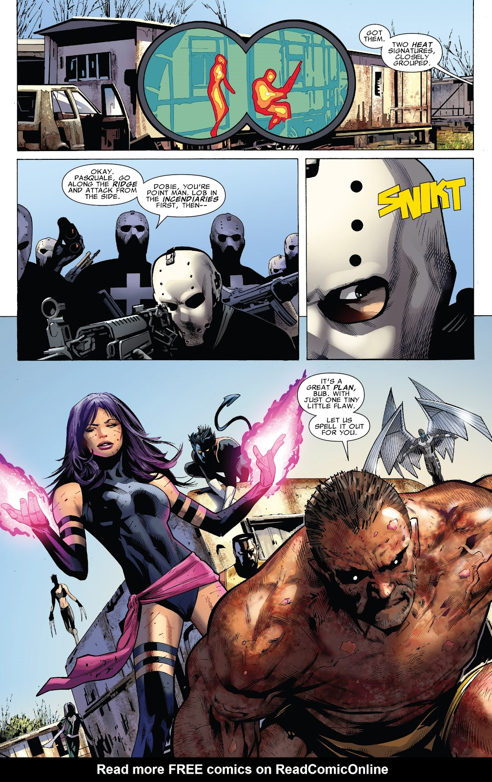 Read online X-Men: Second Coming comic -  Issue # _TPB (Part 2) - 8