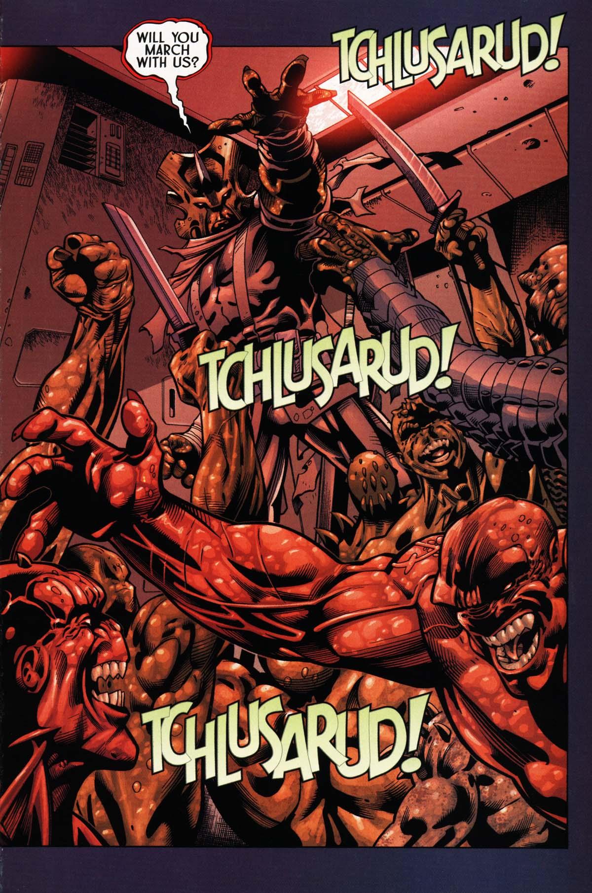 Read online Sigil (2000) comic -  Issue #25 - 29