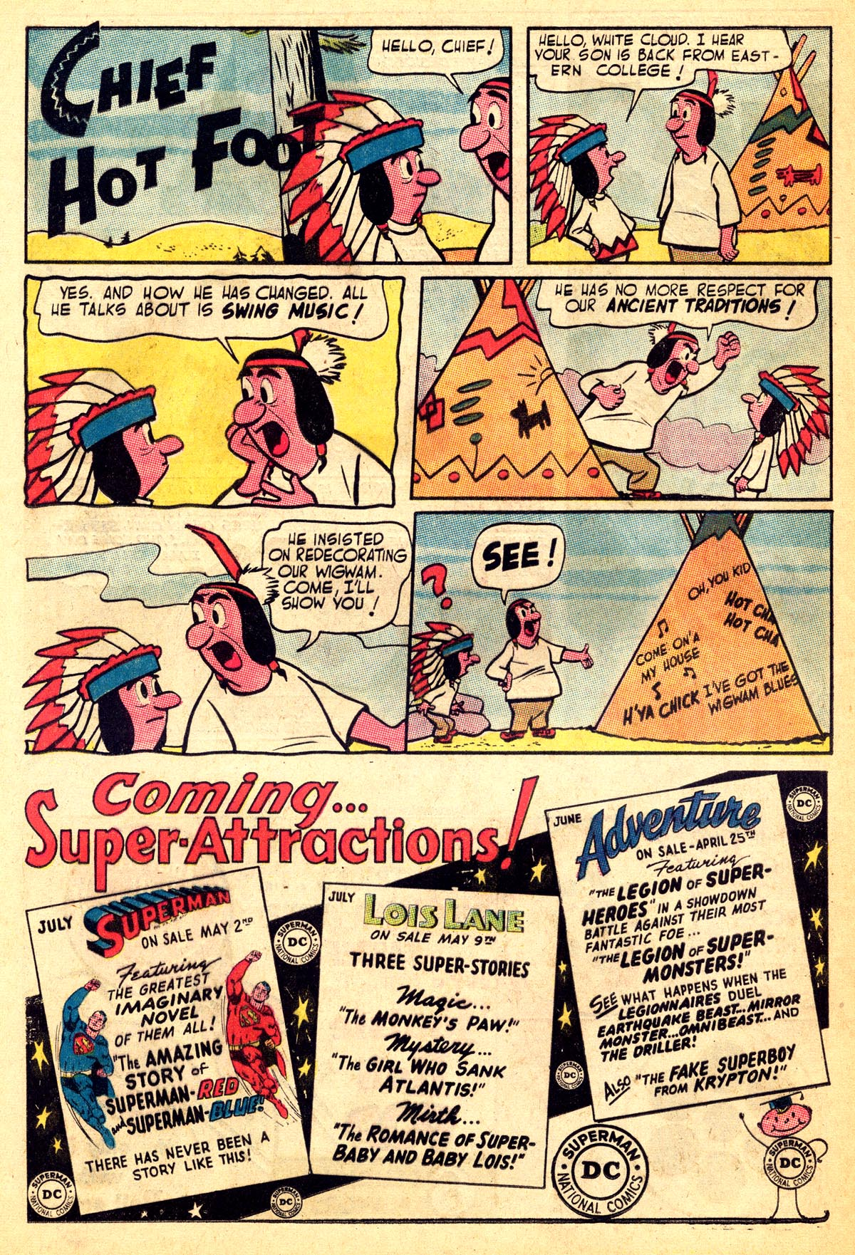 Read online Action Comics (1938) comic -  Issue #301 - 32