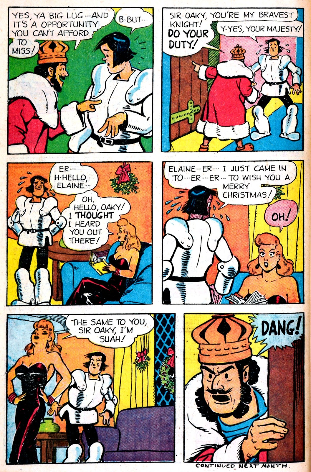 Read online Famous Funnies comic -  Issue #149 - 48