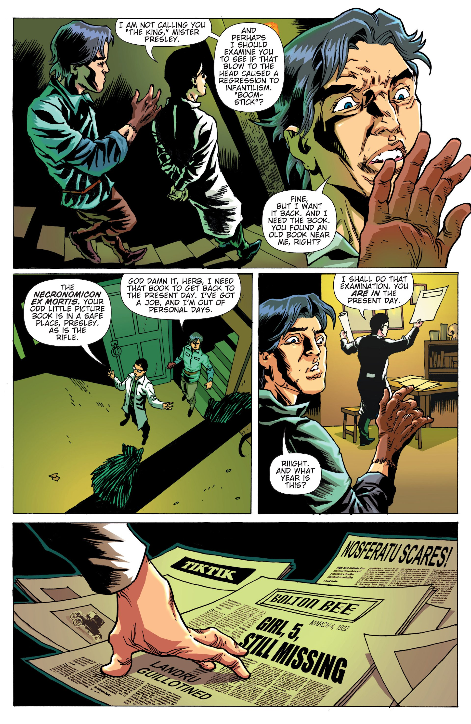 Read online Army of Darkness/Reanimator comic -  Issue #Army of Darkness/Reanimator Full - 8