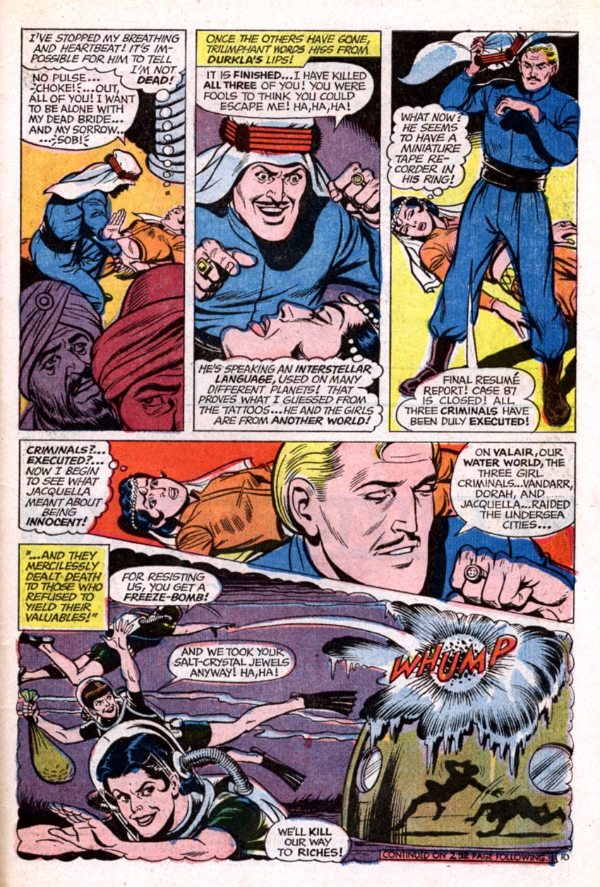 Read online Action Comics (1938) comic -  Issue #364 - 28